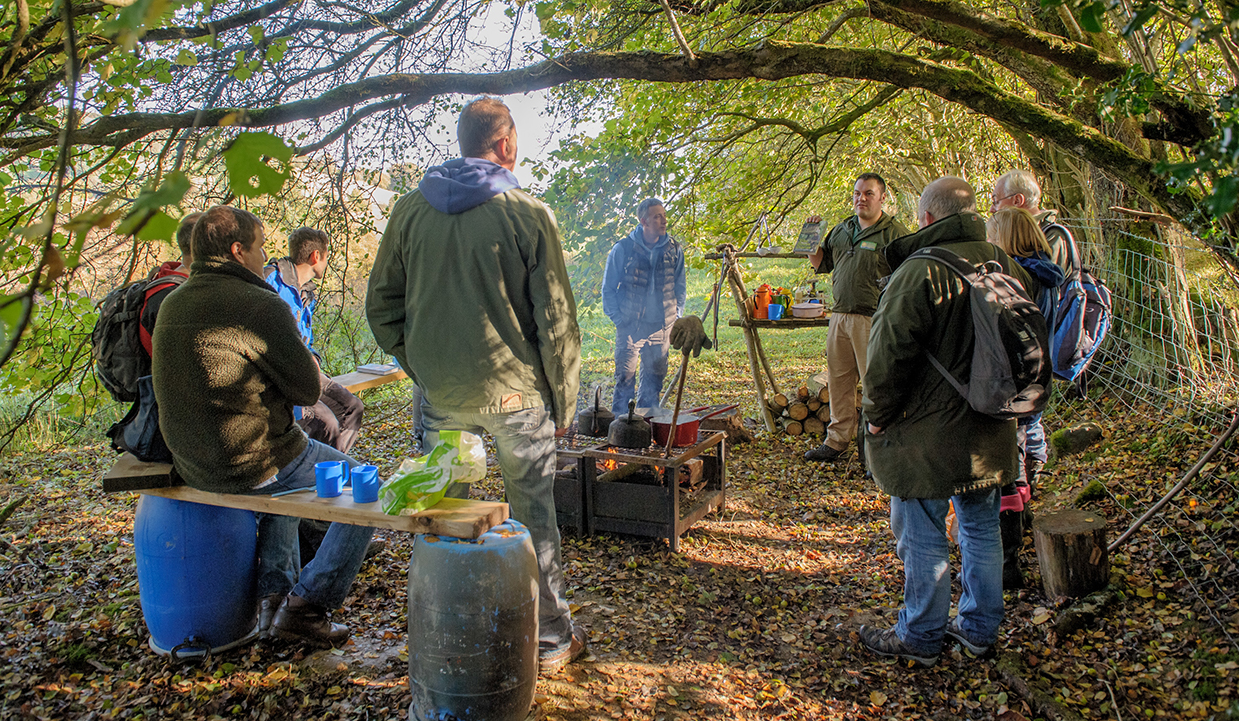 beginner mushroom foraging course