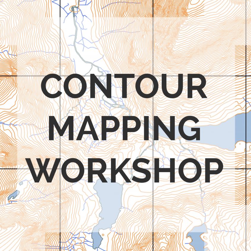 contour map course